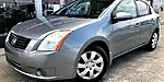 USED 2009 NISSAN SENTRA 2.0 S in JACKSONVILLE, FLORIDA