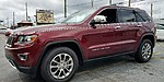 USED 2016 JEEP GRAND CHEROKEE LIMITED in JACKSONVILLE, FLORIDA