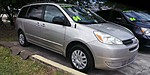 USED 2004 TOYOTA SIENNA LE in PORT ST. LUCIE, FLORIDA