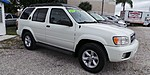 USED 2004 NISSAN PATHFINDER SE W/SUNROOF in PORT ST. LUCIE, FLORIDA