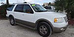 USED 2003 FORD EXPEDITION EDDIE BAUER 4X4 in PORT ST. LUCIE, FLORIDA