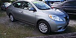 USED 2012 NISSAN VERSA 1.6 SV in PORT ST. LUCIE, FLORIDA