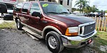 USED 2000 FORD EXCURSION LIMITED in PORT ST. LUCIE, FLORIDA
