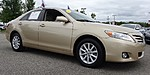 USED 2010 TOYOTA CAMRY 4DR SDN V6 AUTO XLE in TALLAHASSEE, FLORIDA