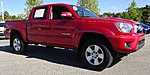 USED 2013 TOYOTA TACOMA 2WD DOUBLE CAB V6 AT PRERUNNER in TALLAHASSEE, FLORIDA
