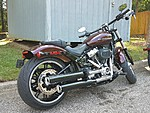 NEW 2018 HARLEY-DAVIDSON FXSB SOFTAIL BREAKOUT  in TALLAHASSEE, FLORIDA (Photo 6)