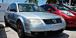 USED 2002 VOLKSWAGEN PASSAT GLX in ST. PETERSBURG, FLORIDA
