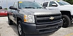 USED 2009 CHEVROLET SILVERADO 1500 WORK TRUCK in ST. PETERSBURG, FLORIDA