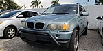 USED 2002 BMW X5 3.0I in ST. PETERSBURG, FLORIDA