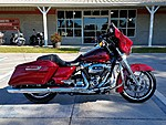 USED 2017 HARLEY-DAVIDSON FLHXS STREET GLIDE SPECIAL  in NEW PORT RICHEY, FLORIDA (Photo 1)