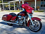 USED 2017 HARLEY-DAVIDSON FLHXS STREET GLIDE SPECIAL  in NEW PORT RICHEY, FLORIDA (Photo 2)