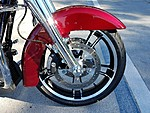 USED 2017 HARLEY-DAVIDSON FLHXS STREET GLIDE SPECIAL  in NEW PORT RICHEY, FLORIDA (Photo 3)