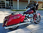 USED 2017 HARLEY-DAVIDSON FLHXS STREET GLIDE SPECIAL  in NEW PORT RICHEY, FLORIDA (Photo 7)