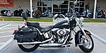 USED 2015 HARLEY-DAVIDSON FLSTC HERITAGE SOFTAIL CLASSIC  in NEW PORT RICHEY, FLORIDA