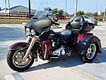 USED 2014 HARLEY-DAVIDSON FLHTCUTG TRI GLIDE ULTRA CLASSIC  in NEW PORT RICHEY, FLORIDA (Photo 13)