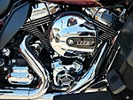 USED 2014 HARLEY-DAVIDSON FLHTCUTG TRI GLIDE ULTRA CLASSIC  in NEW PORT RICHEY, FLORIDA (Photo 5)
