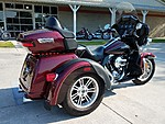 USED 2014 HARLEY-DAVIDSON FLHTCUTG TRI GLIDE ULTRA CLASSIC  in NEW PORT RICHEY, FLORIDA (Photo 7)