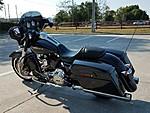 USED 2013 HARLEY-DAVIDSON FLHX STREET GLIDE  in NEW PORT RICHEY, FLORIDA (Photo 10)