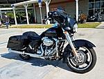USED 2013 HARLEY-DAVIDSON FLHX STREET GLIDE  in NEW PORT RICHEY, FLORIDA (Photo 2)