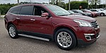USED 2015 CHEVROLET TRAVERSE FWD 4DR LT W/1LT in TAMPA, FLORIDA