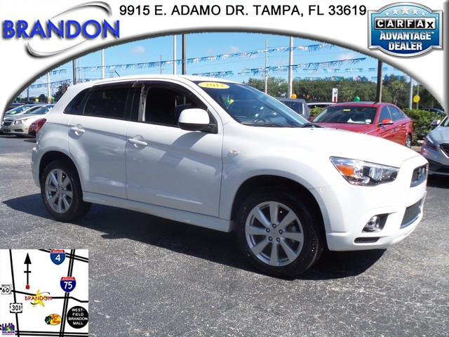 2012 MITSUBISHI OUTLANDER SPORT  Hill start assistAnti-lock brakes ABS welectronic brake force