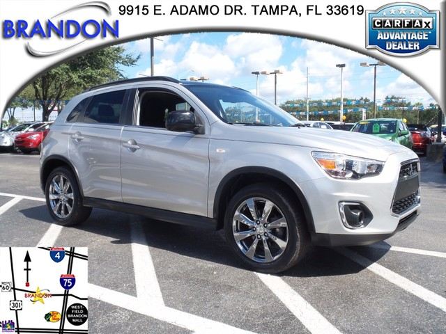 2013 MITSUBISHI OUTLANDER SPORT  Hill start assistAnti-lock brakes ABS welectronic brake force