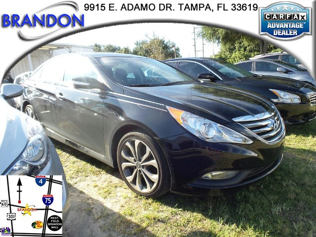 2014 HYUNDAI SONATA SE  Electronic Stability Control ESCABS And Driveline Traction ControlSid