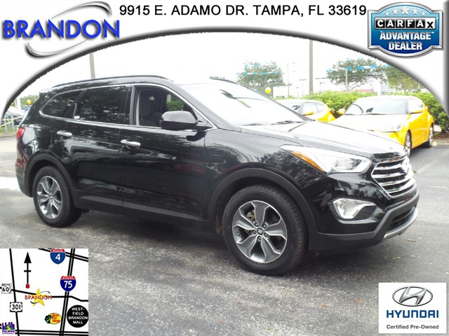2016 HYUNDAI SANTA FE SE  Electronic Stability Control ESCABS And Driveline Traction ControlSi