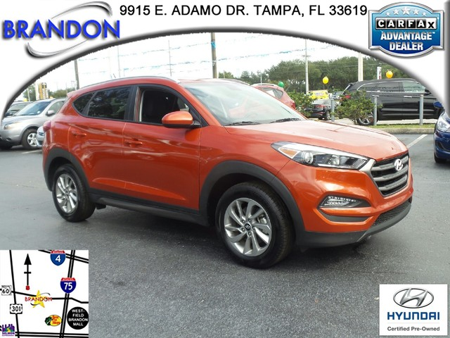 2016 HYUNDAI TUCSON SE  Electronic Stability Control ESCABS And Driveline Traction ControlSide