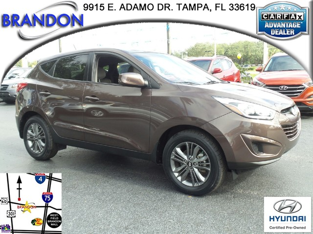 2015 HYUNDAI TUCSON GLS  Electronic Stability Control ESCABS And Driveline Traction ControlSid