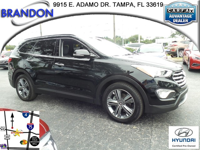 2015 HYUNDAI SANTA FE LIMITED  Electronic Stability Control ESCABS And Driveline Traction Contr