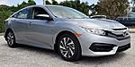 NEW 2018 HONDA CIVIC EX in PALM HARBOR, FLORIDA