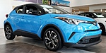 NEW 2019 TOYOTA C-HR XLE FWD in TAMPA, FLORIDA