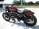 NEW 2016 HARLEY-DAVIDSON XL1200CX SPORTSTER ROADSTER  in NEW PORT RICHEY, FLORIDA (Photo 10)