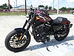 NEW 2016 HARLEY-DAVIDSON XL1200CX SPORTSTER ROADSTER  in NEW PORT RICHEY, FLORIDA (Photo 13)
