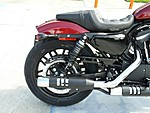 NEW 2016 HARLEY-DAVIDSON XL1200CX SPORTSTER ROADSTER  in NEW PORT RICHEY, FLORIDA (Photo 6)