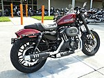 NEW 2016 HARLEY-DAVIDSON XL1200CX SPORTSTER ROADSTER  in NEW PORT RICHEY, FLORIDA (Photo 7)