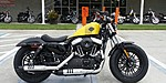 NEW 2017 HARLEY-DAVIDSON XL1200X SPORTSTER FORTY-EIGHT  in NEW PORT RICHEY, FLORIDA