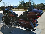 NEW 2017 HARLEY-DAVIDSON FLHTCU ELECTRA GLIDE ULTRA CLASSIC  in NEW PORT RICHEY, FLORIDA (Photo 10)