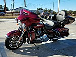 NEW 2017 HARLEY-DAVIDSON FLHTCU ELECTRA GLIDE ULTRA CLASSIC  in NEW PORT RICHEY, FLORIDA (Photo 13)