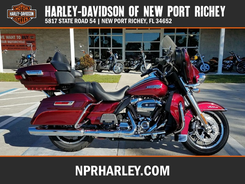 NEW 2017 HARLEY-DAVIDSON FLHTCU ELECTRA GLIDE ULTRA CLASSIC  in NEW PORT RICHEY, FLORIDA
