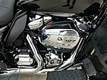 NEW 2017 HARLEY-DAVIDSON FLHTCUTG TRI GLIDE ULTRA CLASSIC  in NEW PORT RICHEY, FLORIDA (Photo 4)