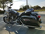 NEW 2017 HARLEY-DAVIDSON FLHR ROAD KING  in NEW PORT RICHEY, FLORIDA (Photo 9)