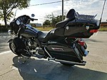 NEW 2017 HARLEY-DAVIDSON FLHTK ELECTRA GLIDE ULTRA LIMITED  in NEW PORT RICHEY, FLORIDA (Photo 9)