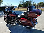 NEW 2017 HARLEY-DAVIDSON FLHTCU ULTRA CLASSIC ELECTRA GLIDE  in NEW PORT RICHEY, FLORIDA (Photo 10)