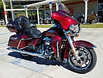 NEW 2017 HARLEY-DAVIDSON FLHTCU ULTRA CLASSIC ELECTRA GLIDE  in NEW PORT RICHEY, FLORIDA (Photo 2)
