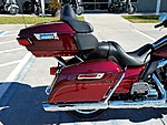 NEW 2017 HARLEY-DAVIDSON FLHTCU ULTRA CLASSIC ELECTRA GLIDE  in NEW PORT RICHEY, FLORIDA (Photo 6)