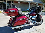 NEW 2017 HARLEY-DAVIDSON FLHTCU ULTRA CLASSIC ELECTRA GLIDE  in NEW PORT RICHEY, FLORIDA (Photo 7)
