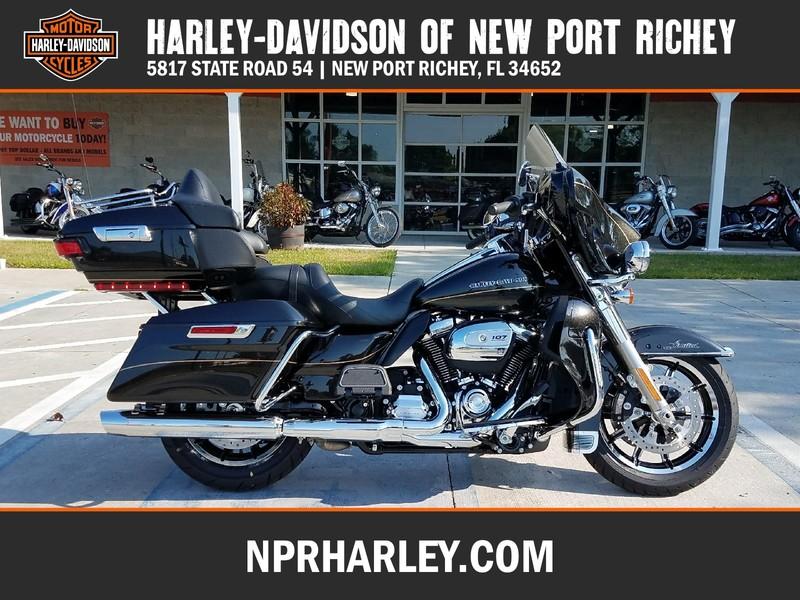 NEW 2017 HARLEY-DAVIDSON FLHTK ELECTRA GLIDE ULTRA LIMITED  in NEW PORT RICHEY, FLORIDA