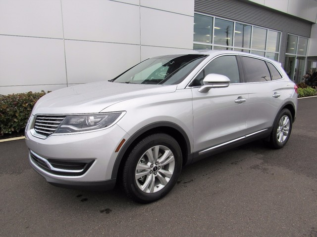New 2017 Lincoln MKX, $39185